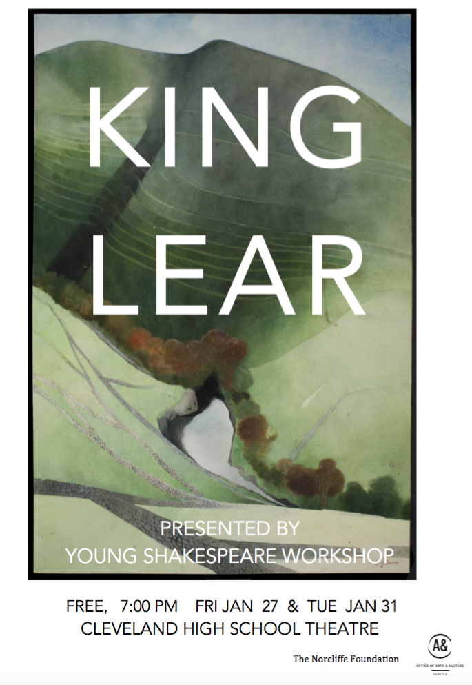 King Lear @ Cleveland High School Theatre